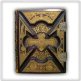 Leather Bibles Image